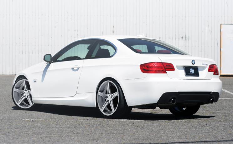 20 Niche Apex Wheels Silver BMW 3 Series 325 328 330 335 E90 E92 E93