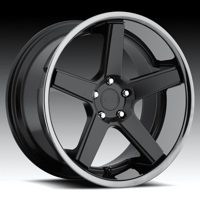 22 Niche MHT Nurburg Wheels Black BMW 6 Series 645 650 M6 E63 E64
