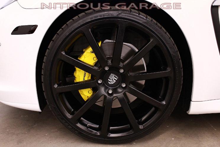"""22"""" Victor Zehn Wheels Matte Black Porsche Cayenne Turbo GTS TSW VW Touareg TDI"""