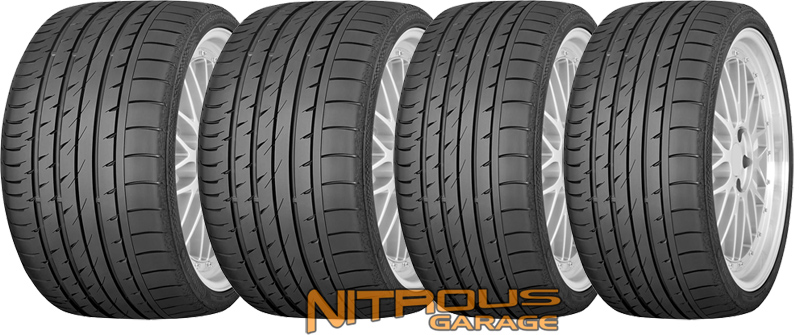 continental sport contact 3 tires set 225 40 18 255 35 18 bmw 128i 135i e82 18 ebay. Black Bedroom Furniture Sets. Home Design Ideas