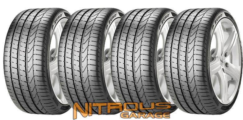 4 New Pirelli Pzero Tires 295 35 21 2049400 21 Porsche Cayenne Audi Q7 Touareg