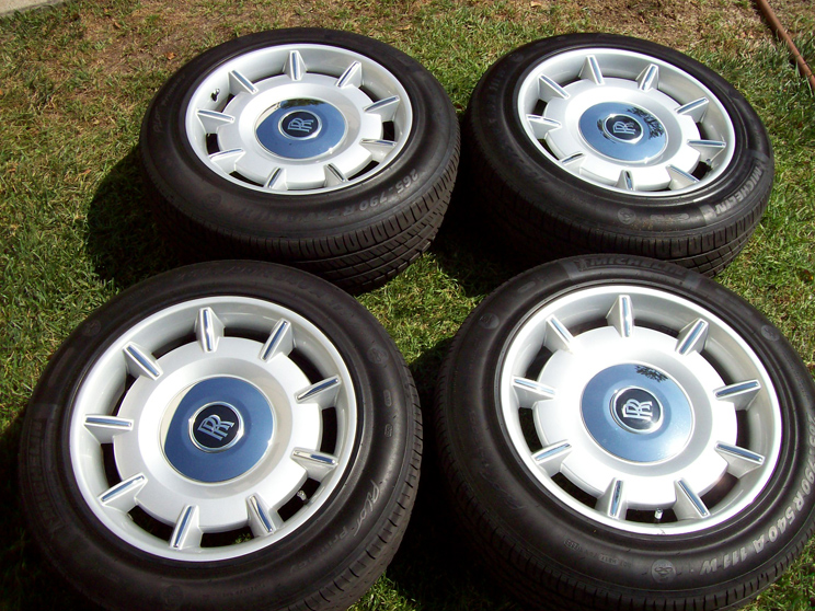 Michelin PAX system - Run Flat Tires   CarParts.com  Michelin Pax Tires