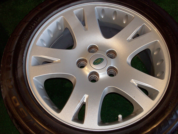 19 Range Rover Land Rover Sport HSE Factory LR3 LR4 Discovery Wheels Tires