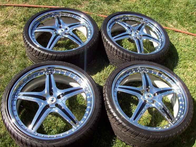 24 asanti Wheels Land Range Rover HSE Sport BMW x5 x6 Tires HRE